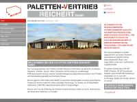 Paletten-Logistik-Reichert GmbH