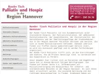 Runder Tisch Palliativ und Hospiz in der Region Hannover