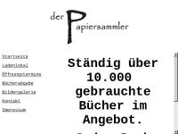 """""""Der Papiersammler"""", Eckehard Methler"""