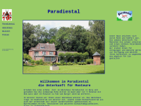 Paradiestal