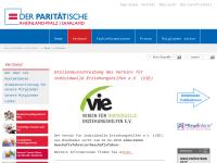 Paritätischer Wohlfahrtsverband Landesverband Rheinland-Pfalz Saarland e.V.