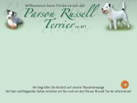 Parson Russell Terrier im Klub für Terrier - Förderverein