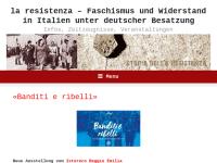 Partigiani - die italienische Resistenza