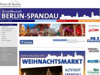 Berlin Spandauer Weihnachtsmarkt - Gesellschaft für Bezirksmarketing mbH