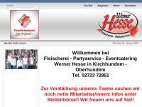 Fleischerei-Partyservice Werner Hesse