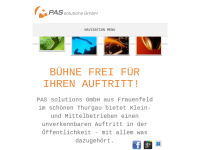 PAS solutions GmbH