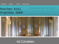 Paschen Orgelbau