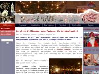 München Pasinger Christkindlmarkt - Pasinger Mariensäule e.V.