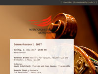 Symphonische Akademie - Patent Orchester München