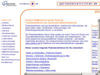 Patientenleitlinie Asthma des Wissensnetzwerks Evidence.de