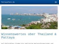 Reiseberichte und Infos über Thailand und Pattaya [Matthias Göb]