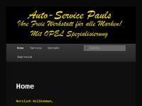 Auto-Service Pauls spez. Opel, Jürgen Brauers