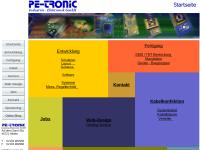PE-tronic Industrie-Elektronik GmbH