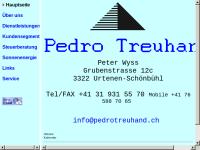 Pedro Treuhand, Inh. Peter Wyss