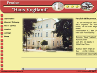 Pension Haus Vogtland