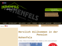 Pension Hohenfels