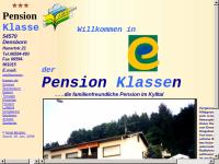 Pension Klassen