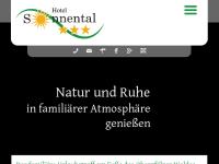 "Restaurant-Pension ""Sonnental"""