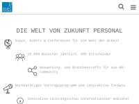 Fachmesse für Personalmanagement in Stuttgart