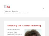 Perspective Coaching - Dr. Wiebke Sponagel