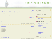 Peter Music Studio
