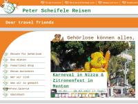Peter Scheifele Reisen Mainz