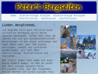 Peters Bergseiten
