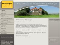 Kulturgemeinschaft Petershagen e.V.