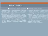 Petino Werner