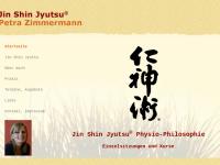 Petra Zimmermann Jin Shin Jyutsu