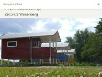 Pfahlhauscamp Marina Wesenberg