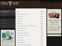 Lieder und Texte in Pfälzer Mundart