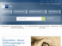 Rumänien Homepage der IHK Pfalz