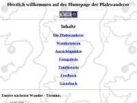 Wandertouren durch die Pfalz