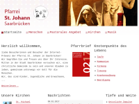 Pfarrei St. Johann Saarbrücken