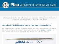 Pfau Medizinische-Instrumente GmbH
