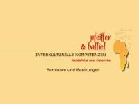 Pfeiffer & Balliel