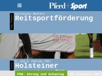 Pferd und Sport
