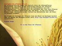 Digitale Fotos einheimischer Pflanzen