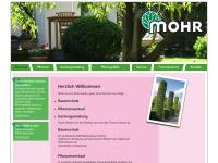 Pflanzen Mohr