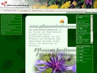 Pflanzenbestimmung Online