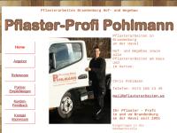 Pohlmann Pflasterarbeiten Brandenburg