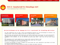 Pflegezentrum Cottbus-Sachsendorf
