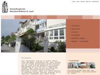 Altenpflegeheim - Betreutes Wohnen St. Josef