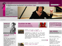 Philharmonische Gesellschaft Ostwestfalen-Lippe e.V.