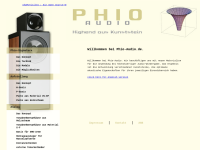 Phio Audio