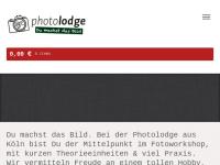 Photolodge: Fotoworkshops, Fotoseminare und Blog aus Köln