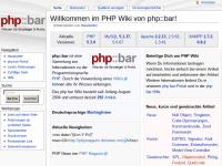 PHPbar