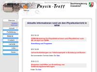 Physik-Treff der Bezirksregierung Düsseldorf