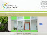 Praxis für Physiotherapie Heike Mayer